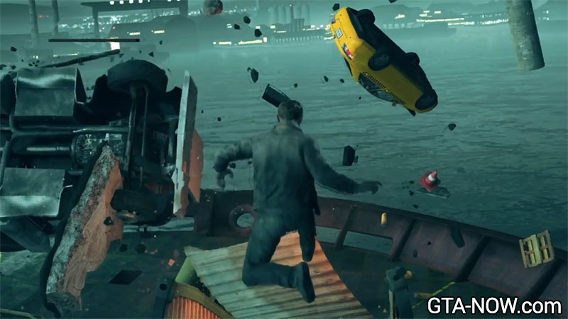 Quantum Break трейлер