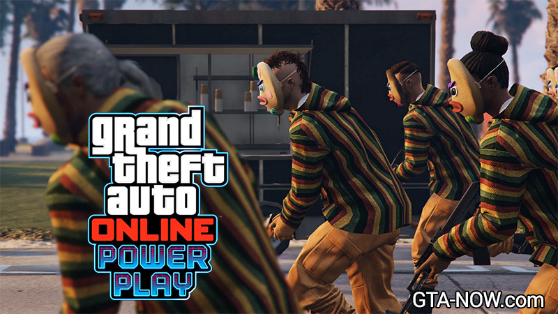 GTA Online: Power Play and Grotti X80 Proto