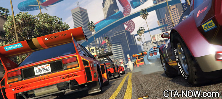 Cunning Stunts Trailer GTA Online