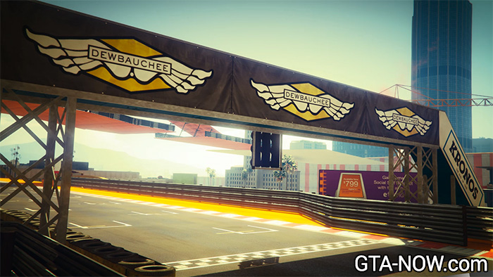 GTA Online: New Stunt Races and Vehicles