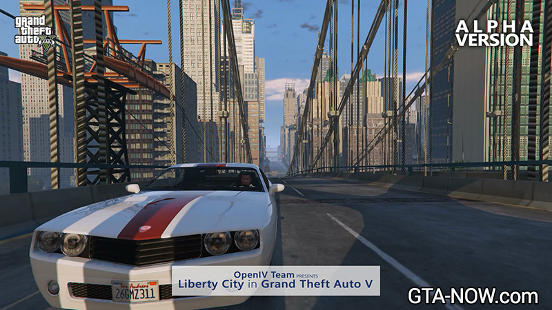 Liberty City GTA V