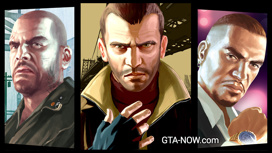 Grand Theft Auto IV и Episodes from Liberty City для Xbox One