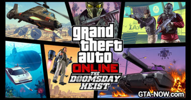 The Doomsday Heist