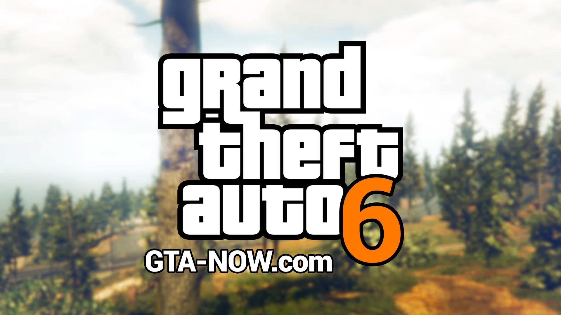 GTA 6 обои