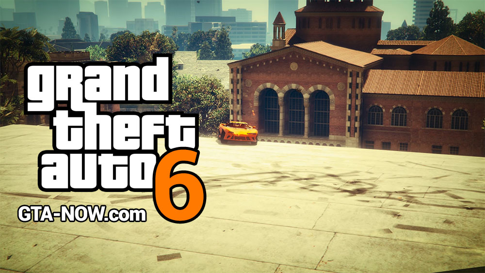 GTA 6 игра