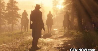 Red Dead Redemption 2 выйдет