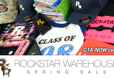 Rockstar Warehouse Spring Sale