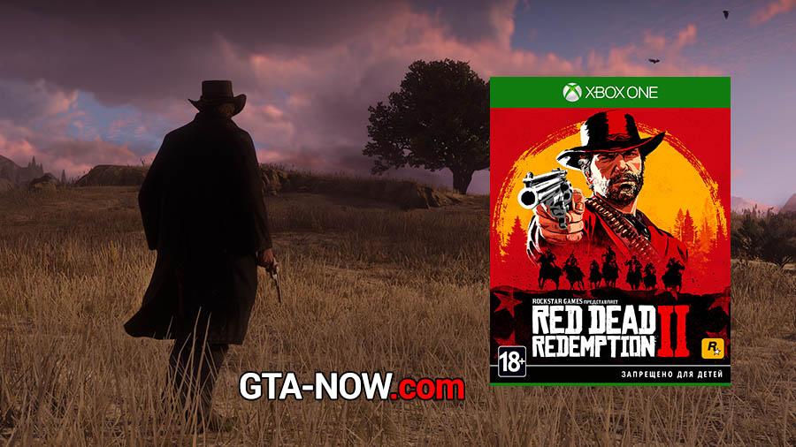 Купить Red Dead Redemption 2 для Xbox One