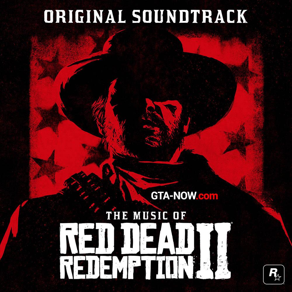 Музыкальная обложка Red Dead Redemption 2