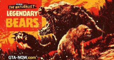 Дикие легендарные медведи