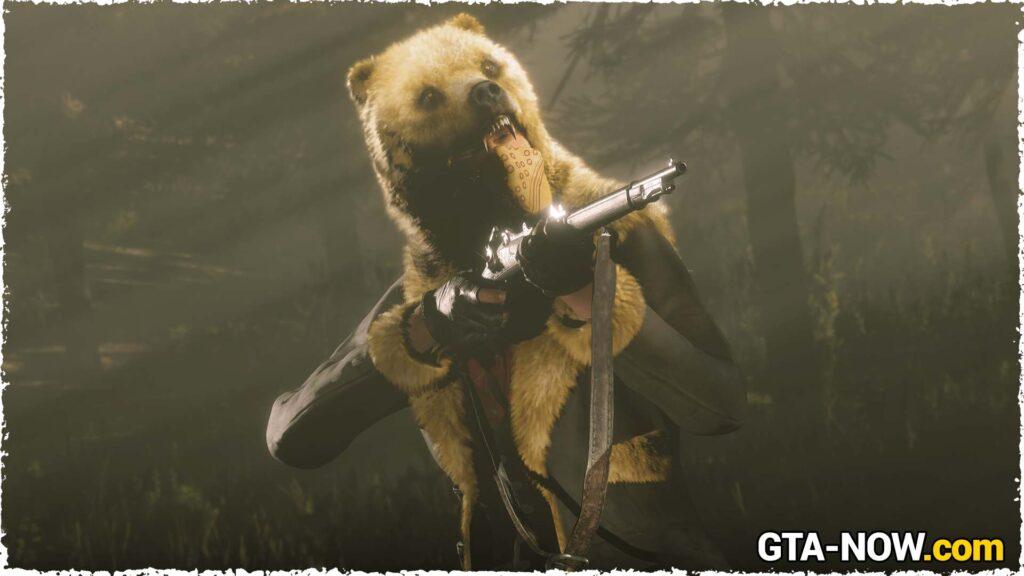 Шляпа из медведя